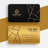 geomec-black-and-gold-business-card-template