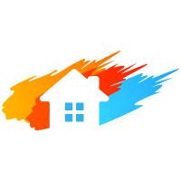 Real Estate Painting Logo