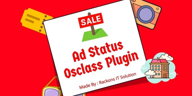 Ad Status Plugin For Osclass