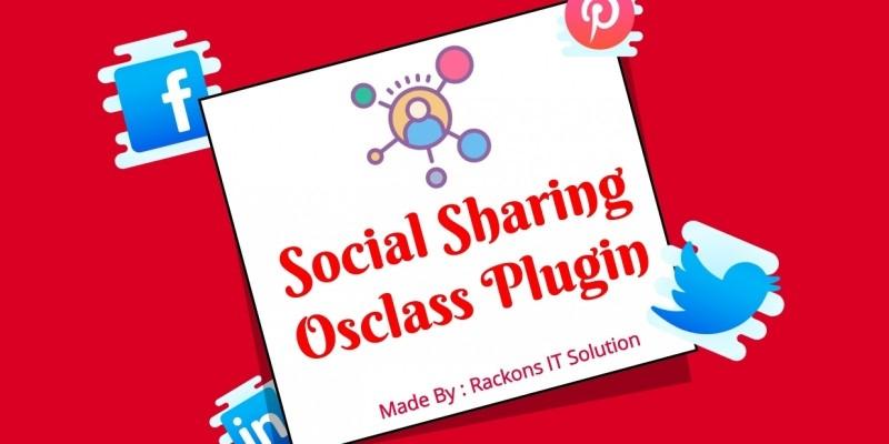 Social Sharing Plugins For Osclass