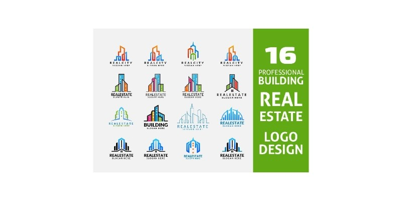 Real Estate Logo Pack by Denayunecs