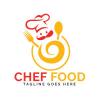 chef-food-logo-design