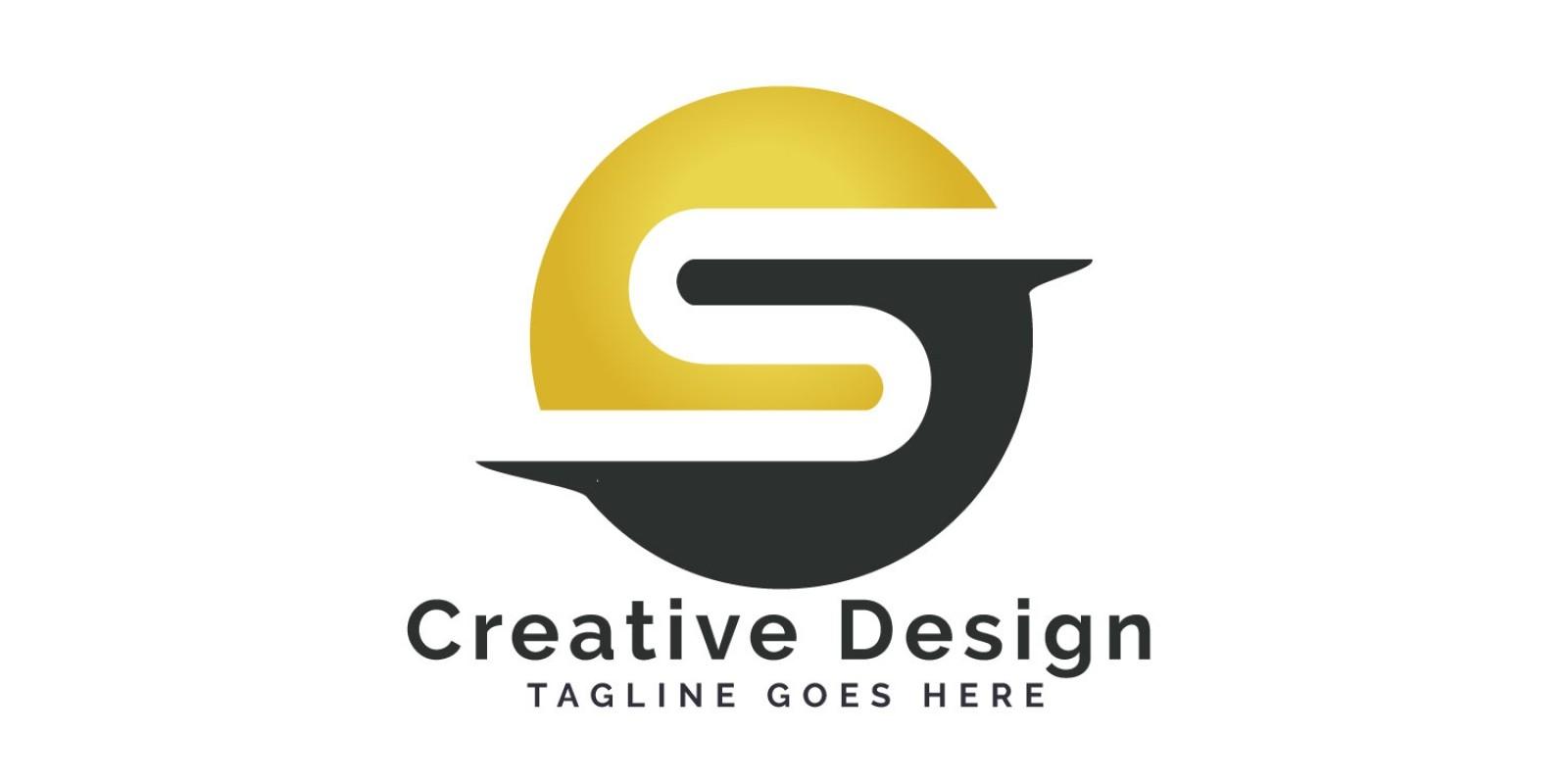 Initial Letter S Logo Design