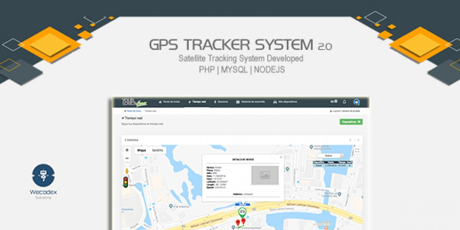 GPSTracker - System Tracking GPS Script