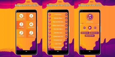 Ringtones Offline - Android Studio Template