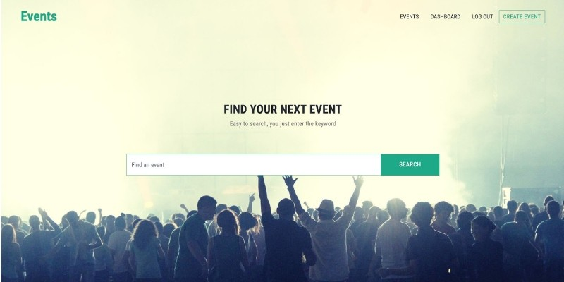 Events Plugin For WarpKnot CMS