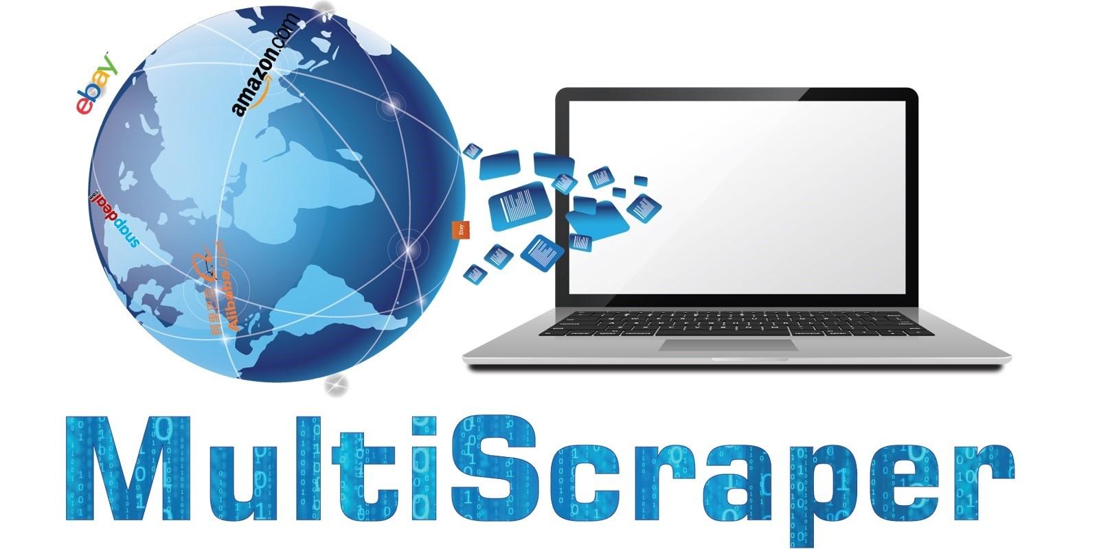 MultiScraper For CS-Cart