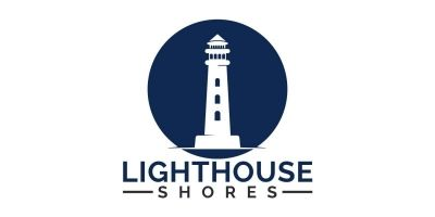 Lighthouse Shores Logo Design