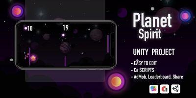 Planet Spirit - Unity Project