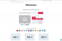 WordPress Social Media Downloader Plugin Screenshot 4