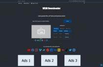 WordPress Social Media Downloader Plugin Screenshot 7