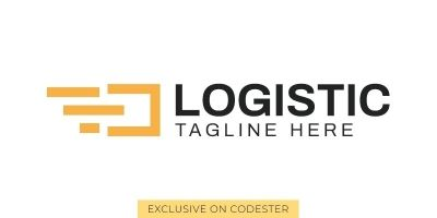 Logistics Logo Template