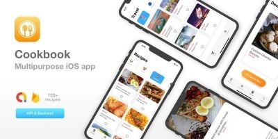 Cookbook - Multipurpose iOS App Template