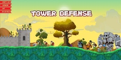 Tower Defence Complete Unity Project