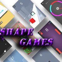 Unity Shape Games Bundle
