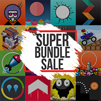 Super Bundle Sale Buildbox Templates