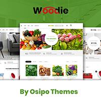 Woodie - Multipurpose eCommerce Template