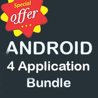 4 App Bundle - Android Studio Code