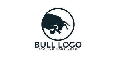 Bull Logo Design