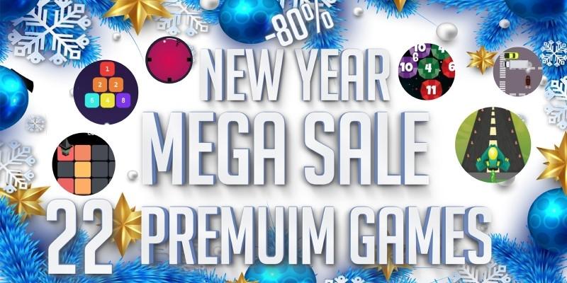 22 Premium Buildbox Games