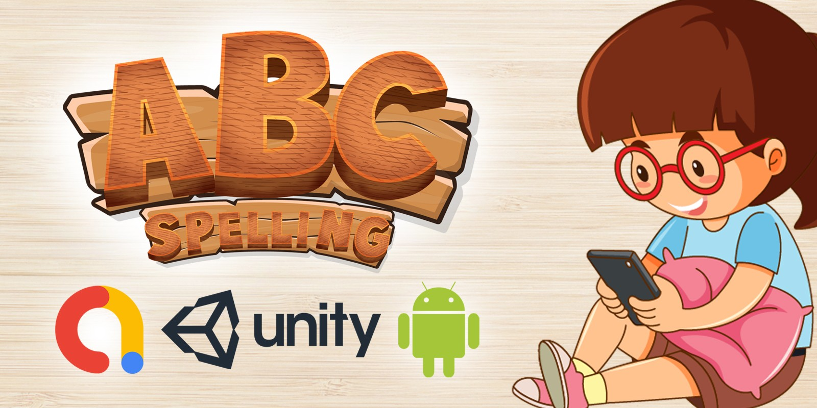 ABC Spelling Game For Kids - Unity Source Code