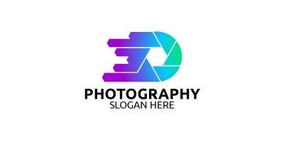 Speed Camera Photography Logo 58