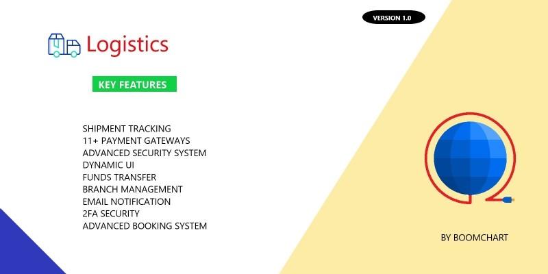 Logistics - Courier Logistics Software