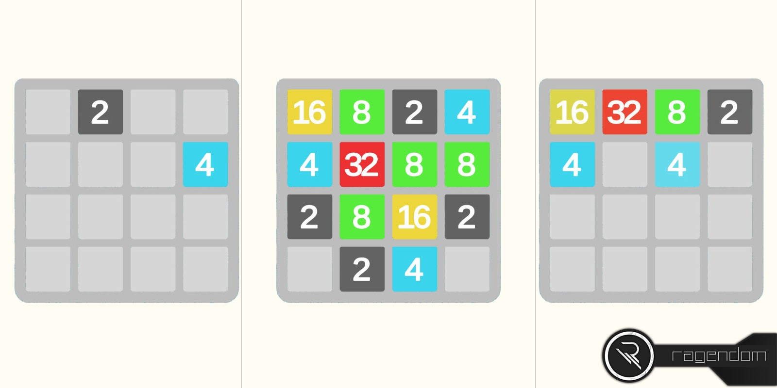 2048 - Complete Unity Game