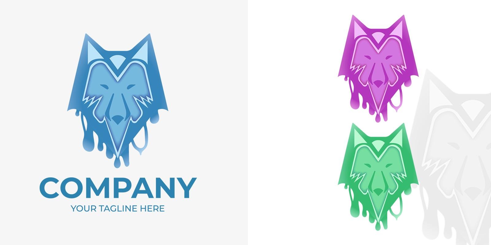 Wolf Drop Logo