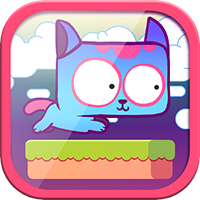Run Neko Run - Buildbox Template