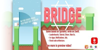 Bridge - iOS Source Code