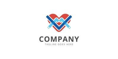 Cardiology - Logo Template