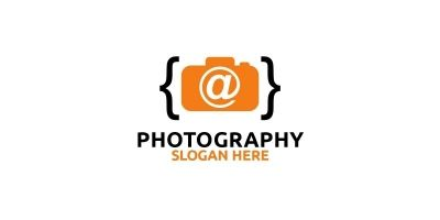 Code Camera Photography Logo 82