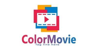 Movie Color Logo