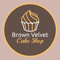 Brown Velvet Cake Shop HTML Template
