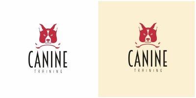 Dog Canine Logo