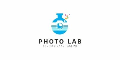 Photo Lab Logo