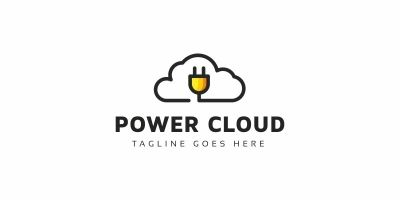 Power Cloud Logo