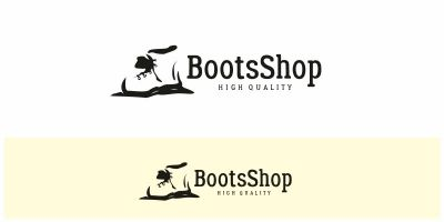 Boots Shoe Shop Logo