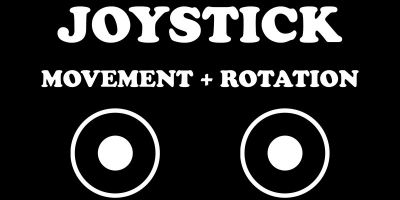 Joystick Movement And Rotation Controls - Unity