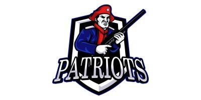 Patriots Mascot Logo