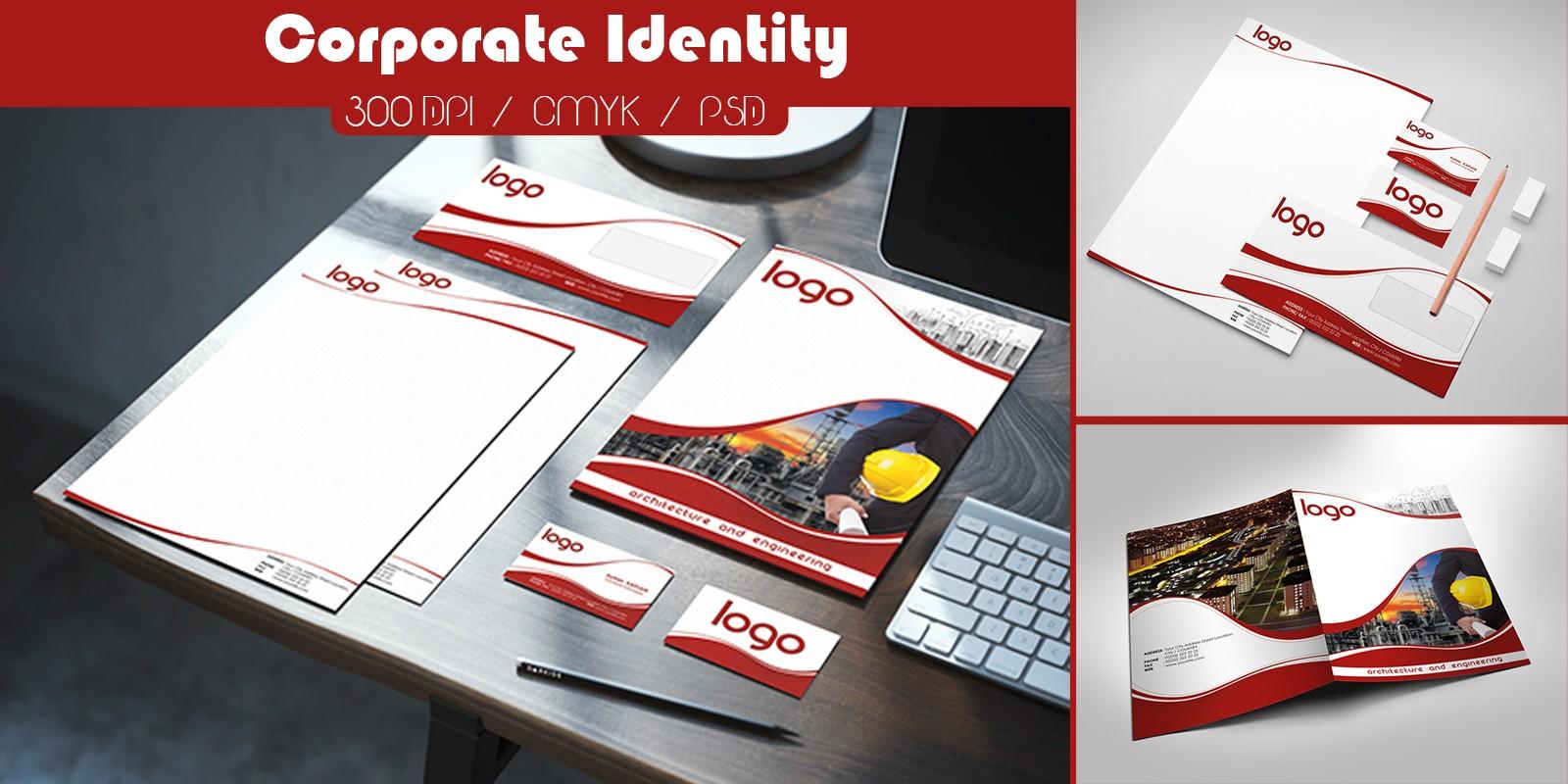 Corporate Identity V1