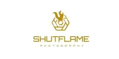 Shutter Flame Photography Logo