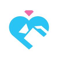 Wedding Camera Logo Template