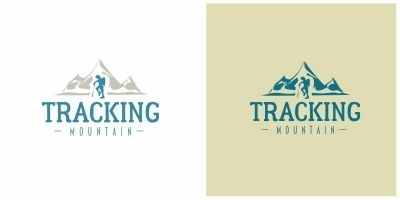 Mountain Tracking Logo