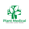 plant-medical-logo-design