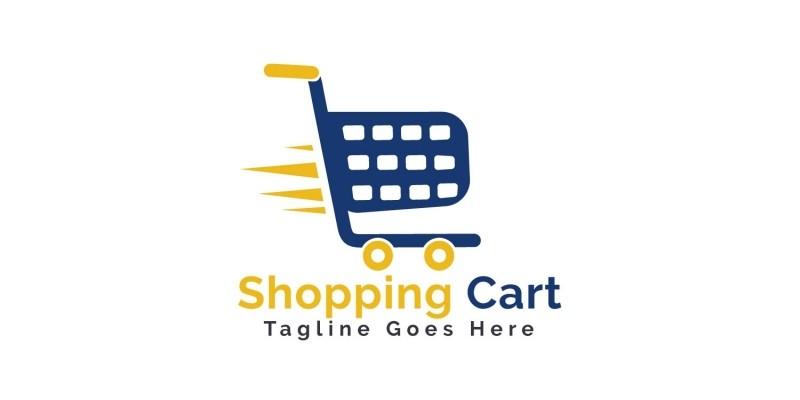 Shopping Cart Logo Design