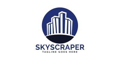 Skyscraper Logo Design