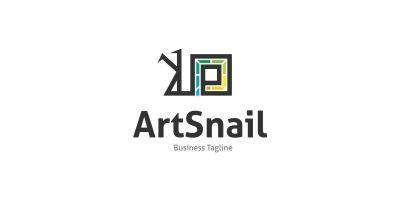 Creative Snail Logo Template