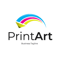 Print Art Logo Template